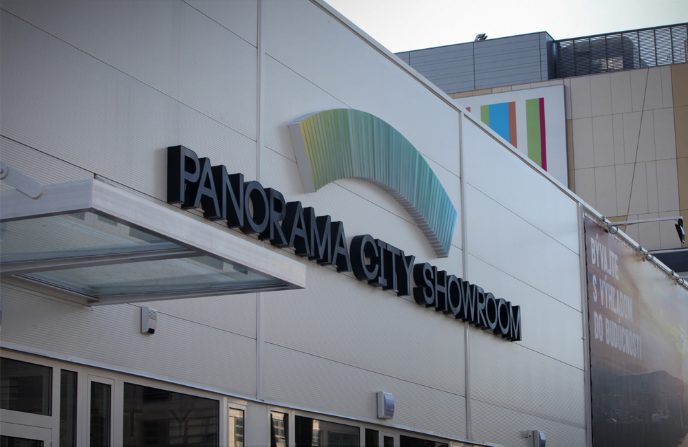 Panorama City Showroom